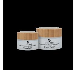 Crema facial hidratante antioxidante CBD